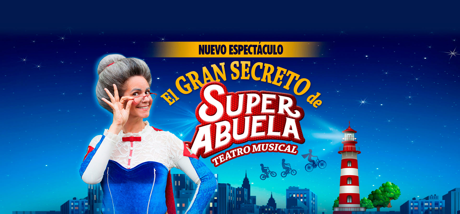 Teatro Musical SuperAbuela